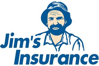 Jim's Insurance Logo